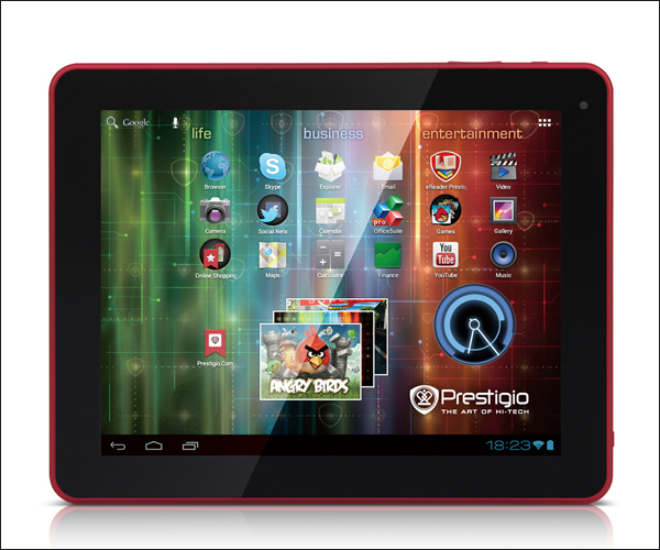 10-дюймовый планшет на Android