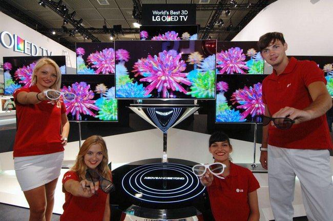 """LG 55EM970V - 55"""" OLED-телевизор"""