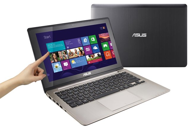 ASUS VivoBook - сенсорный ноутбук