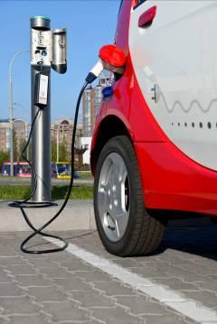 зарядки для электромобилей