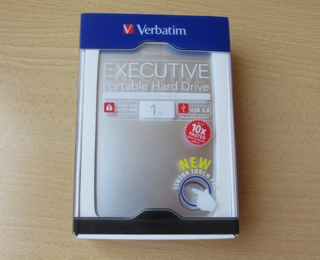 Verbatim Store'n'Go Executive