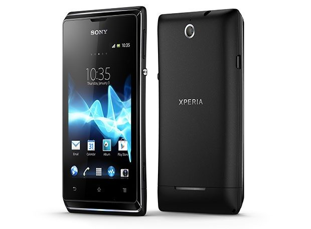 Sony Xperia E - доступный Android-смартфон