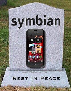 конец Symbian