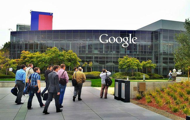 Здравствуй, Google!