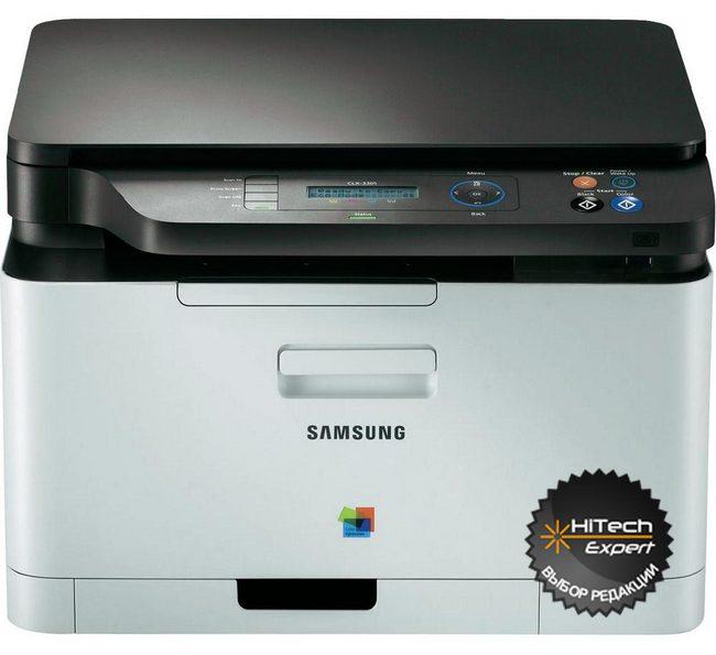 Samsung CLX-3305FN - выбор редакции