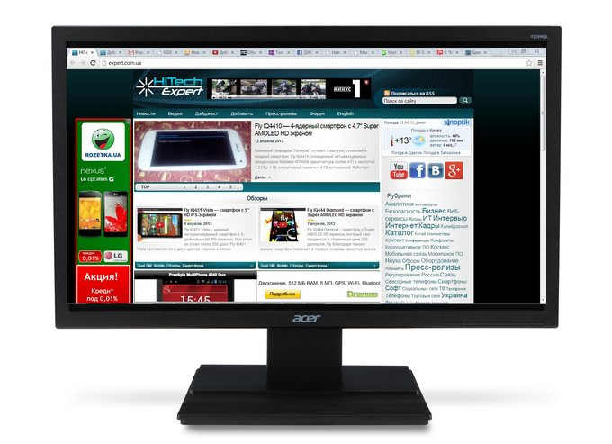 Acer V6 V226HQL