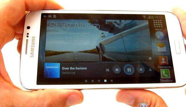 Samsung Galaxy Mega 5.8 Duos GT-I9152 - PLS экран