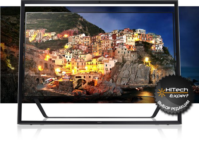 Samsung S9 Ultra HD TV - выбор редакции
