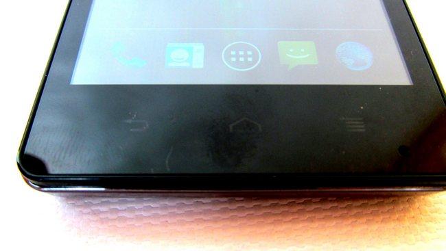 Prestigio MultiPhone PAP 5430 - сенсорные кнопки