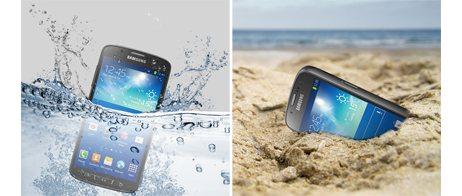 Samsung S4 Active не тонет