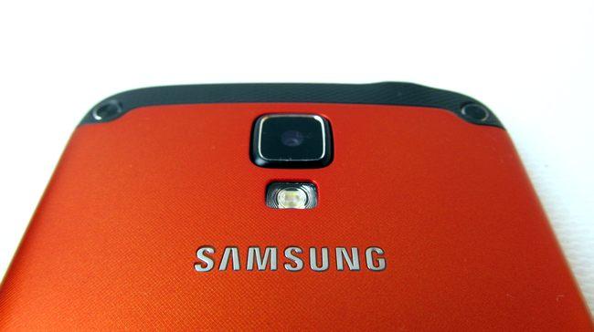 Samsung Galaxy S4 Active - камера