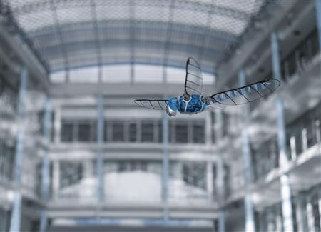 робот-стрекоза