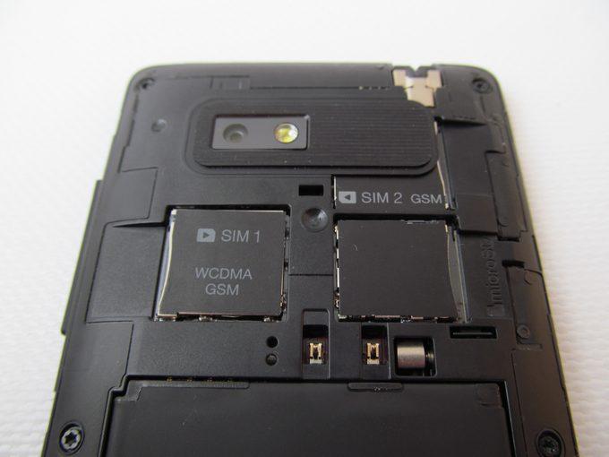 HTC Desire 600 inside