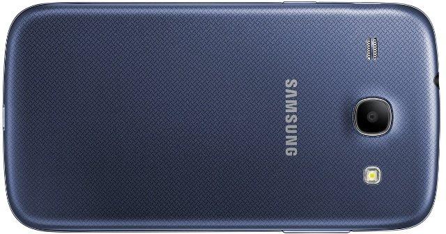 Samsung Galaxy Core задняя крышка