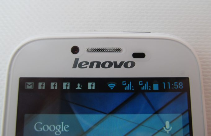 Lenovo A706