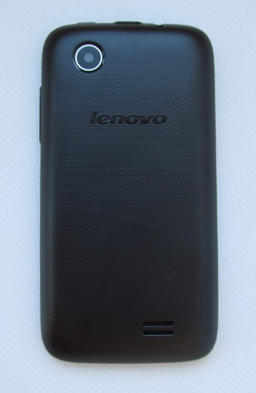 Lenovo A369i - задняя крышка