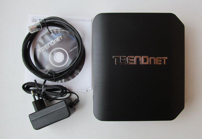 TRENDnet AC1750 - комплект