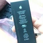 Опубликованы снимки аккумуляторов iPhone 6
