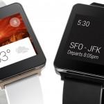 Слухи: часы LG G Watch 2 с OLED-экраном покажут на IFA 2014