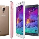 К ноябрю Samsung Galaxy Note 4 появится в 140 странах мира