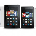 Amazon показал планшеты Kindle Fire HD 6 и Fire HD 7