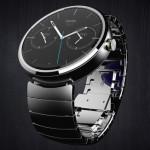 Motorola начинает продажи часов Moto 360