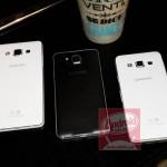 Опубликованы снимки смартфонов Samsung Galaxy Alpha A5 и Alpha A3