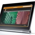 Анонсирован планшет Lenovo Yoga Tablet 2 Pro с QHD-экраном и проектором