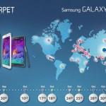 Samsung рассказала о сроках релиза Galaxy Note 4