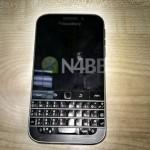 Опубликованы характеристики и фотографии смартфона BlackBerry Classic