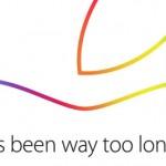 Apple приглашает на презентацию 16 октября