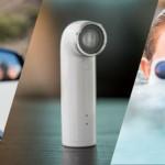 HTC показала экшн-камеру HTC RE