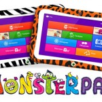 Turbo MonsterPad — яркий детский планшет с IPS-экраном