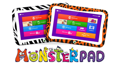 MonsterPad