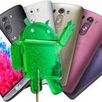 На этой неделе Android 5.0 Lollipop доберётся до LG G3