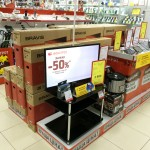 Торговая марка Bravis —  в тройке лидеров по продажам телевизоров