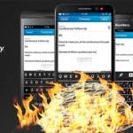 BlackBerry и Boeing выпустят смартфон с системой самоуничтожения
