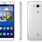 Huawei Ascend GX1 — недорогой планшетофон с ультратонким безелем