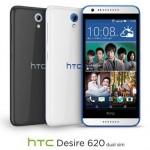 HTC представила смартфоны Desire 620 и Desire 620G