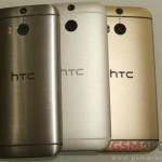 Новый флагман HTC Hima выйдет в сером, серебристом и золотистом цветах