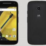 Опубликованы фотографии преемника Motorola Moto E