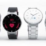 Первые фотографии «умных» часов Alcatel OneTouch Watch
