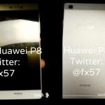Опубликованы фотографии и характеристики смартфона Huawei P8