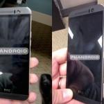 Опубликованы «живые» снимки смартфона HTC One (M9)