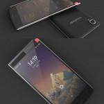 Тизер первого смартфона со сканером «радужки»