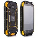 Sigma mobile X-treme PQ33 – новый 8-ядерный защищенный Dual SIM смартфон с функцией Walkie-Talkie