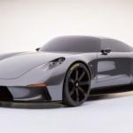 Турецкий дизайнер представил ошеломляющий Porsche 901