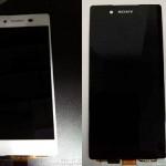 На снимках появилась передняя панель Sony Xperia Z4