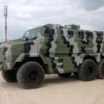KrAZ-Feona и KrAZ-Hurricane — новый броневик и вездеход от «АвтоКрАЗ»