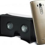 Для новых покупателей LG G3 – шлем виртуальной реальности в подарок